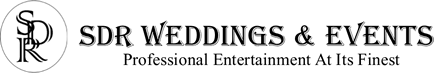 SDR Weddings & Events Logo